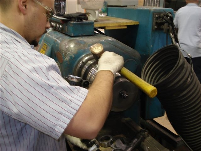 tool polishing procedures