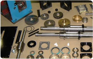 Tube and Pipe Mill Spare Parts